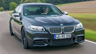 VOS BMW M550d im Test