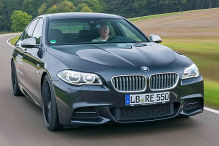 Mehr Power f�r den M550d