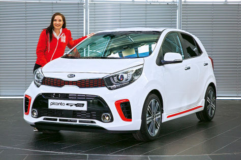 kia picanto 2017 im test preis ps marktstart motoren. Black Bedroom Furniture Sets. Home Design Ideas