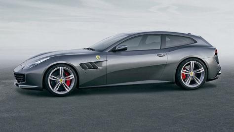 Ferrari GTC4Lusso (Genf 2016): Vorstellung