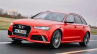 Audi RS 6 Avant performance: Kombi-Test