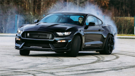 Ford Mustang Shelby GT350 im Test: Fahrbericht