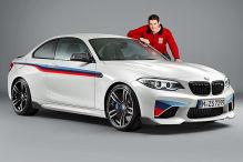 BMW M2 M Performance im Test: Sitzprobe