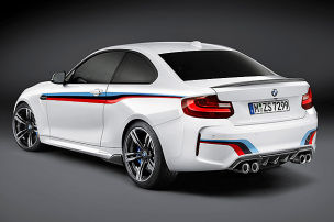 BMW pimpt den M2