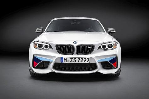 BMW M2 Performance (Genf 2016): Vorstellung