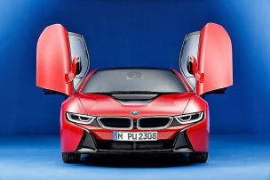 BMW i8 Protonic Red Edition (Genf 2016): Vorstellung