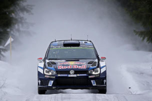 Rallye mit verk�rzter Route