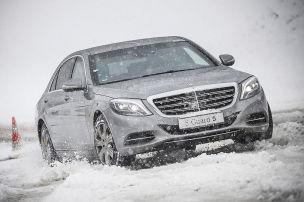 Mercedes S 600 Maybach Guard: Fahrbericht