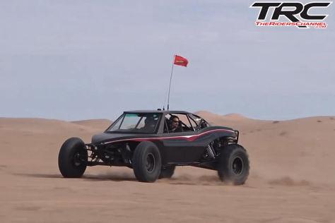 Racer Engineering Zweisitzer: Vorstellung
