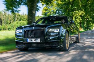 Spofec Rolls-Royce Ghost: Fahrbericht