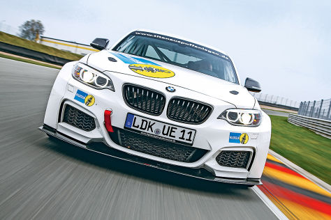 Lightweight BMW M235iR