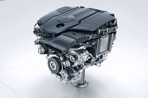Neuer Reihensechser-Diesel