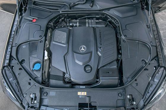 Vollalu-Diesel OM 654