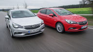 Opel Astra: Kaufberatung