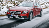 Mercedes E-Klasse All-Terrain: Vorstellung
