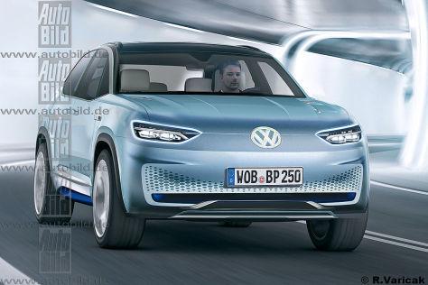 VW XL3 (2018): Vorschau