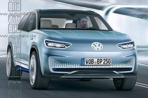 VW CUVe (2019): Vorschau