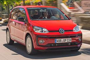 So f�hrt der neue VW Up