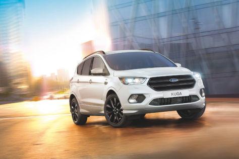 Ford Kuga Facelift (2016): Vorstellung