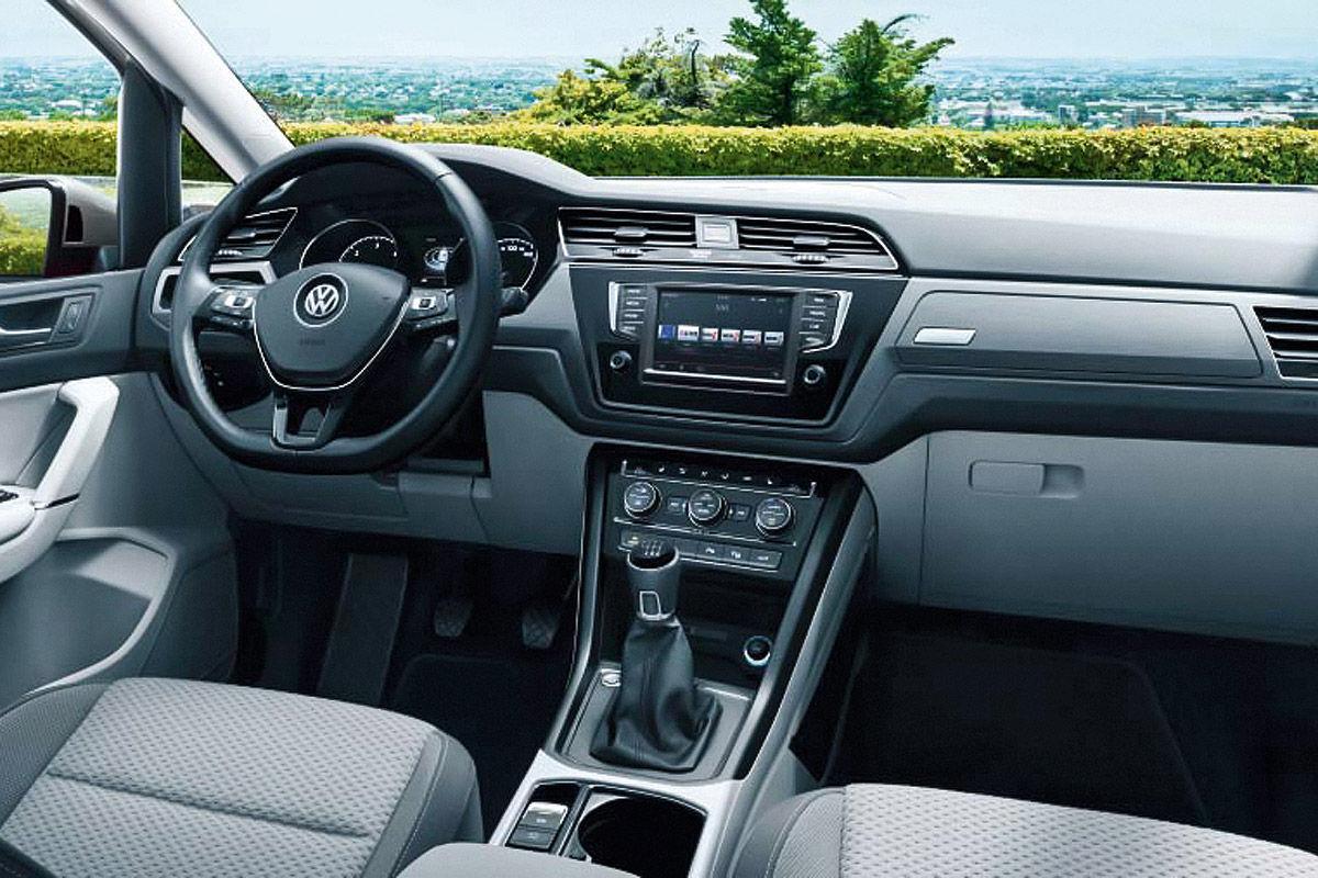 Photo Vw Tiguan Interior Images Volkswagen
