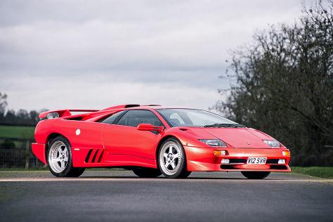 Letzter Lamborghini Diablo SV 1999 zu verkaufen