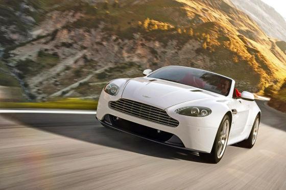 Aston Martin hat keinen Freischwimmer
