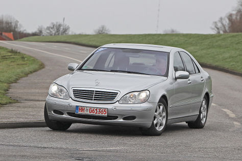 Mercedes S-Klasse (W 220)