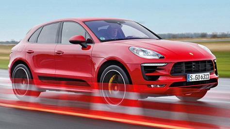 Porsche Macan GTS: Test