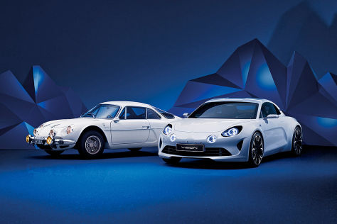 Geschichte der Renault Alpine