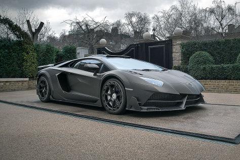 Lamborghini Aventador J.S. 1 Edition von Mansory