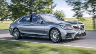 Mercedes S-Klasse Facelift (2017): Test
