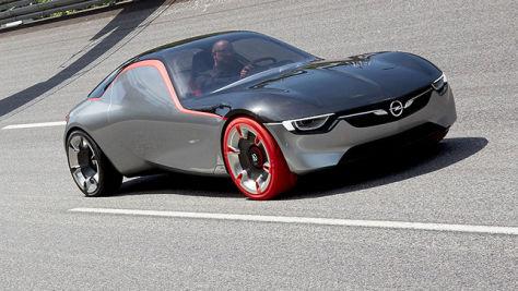 Opel GT Concept: Fahrbericht