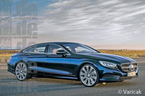 Mercedes Cls Neues Modell 2018 >> Mercedes SEC (2020): Vorschau - autobild.de