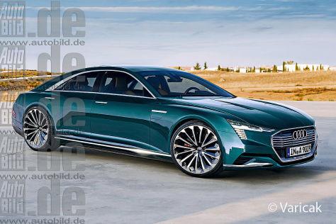Audi C e-tron Ilustration