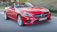 Mercedes SLC 250 d (2016): Fahrbericht