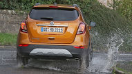 Opel Mokka X (2016): Fahrbericht