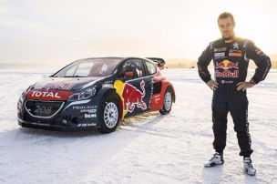 Peugeot holt Rallye-Legende