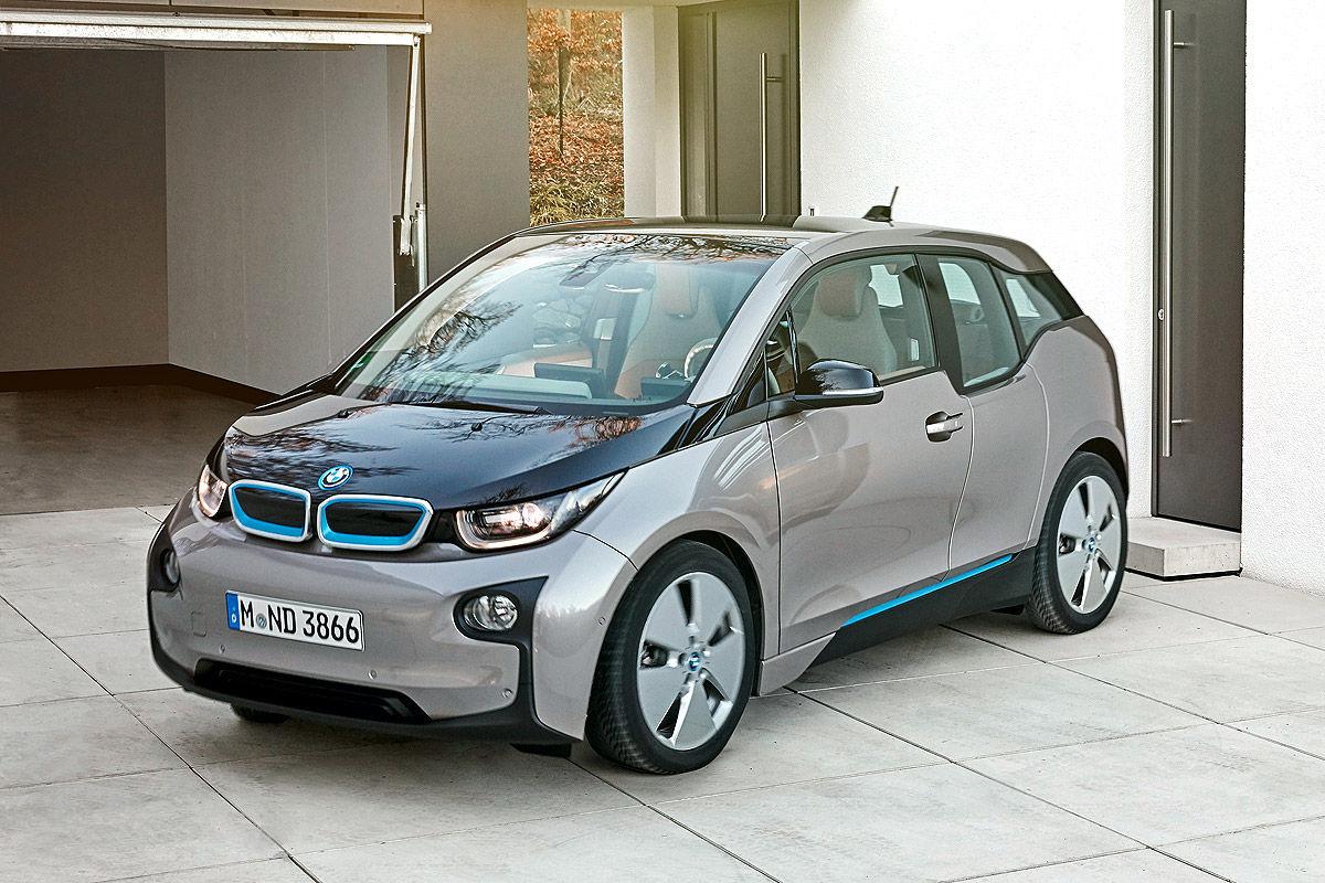 Übersicht: Batterien der Elektroautos - Bilder - autobild.de
