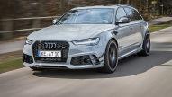 "Abt Audi RS 6 ""1of 12"" (2016): Fahrbericht"