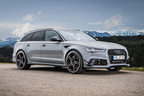 "Abt Audi RS 6 ""1of 12"""