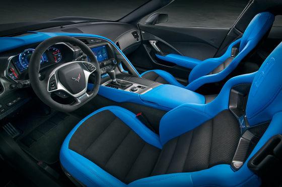 Chevrolet Corvette Grand Sport (2016)
