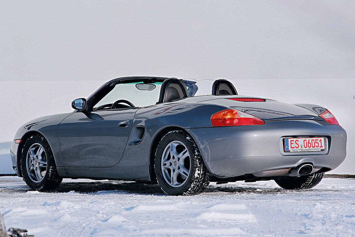 gebrauchtwagen test porsche boxster 986 bilder. Black Bedroom Furniture Sets. Home Design Ideas