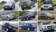 Gebrauchtwagen-Check: SUVs