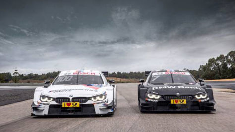 DTM: BMW-Boliden f�r 2016