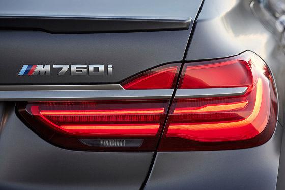 Der BMW 7er für Bosse