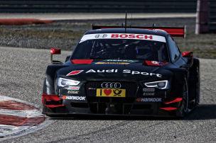 DTM: Audi nach den Testfahrten