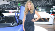 Autosalon Genf 2016: Hostessen