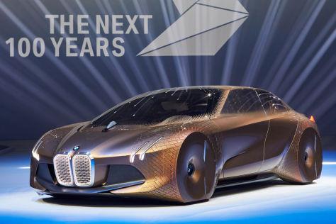 BMW Vision Next 100 (2016): Vorstellung