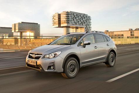 Subaru XV/Impreza FL (2016): Fahrbericht