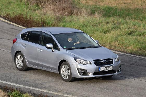 Subaru macht's günstiger